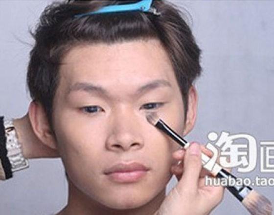 Maquillaje asiático wtf wtf maquillaje asiatico 04