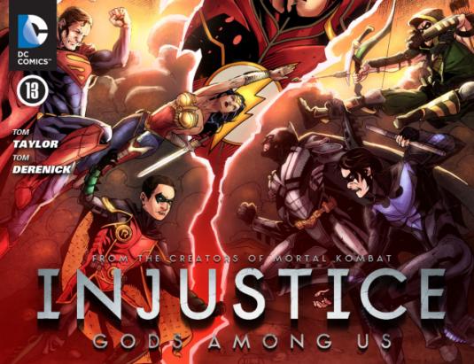 injustice 13