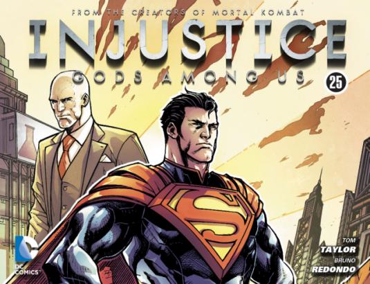 injustice 25