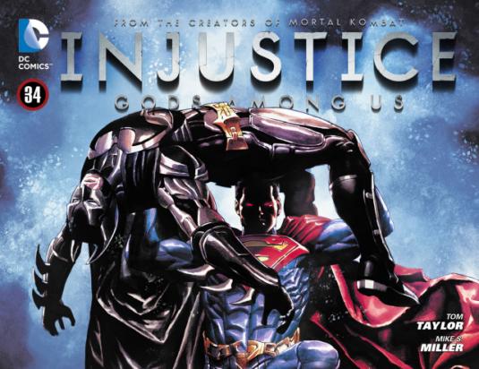 injustice 34